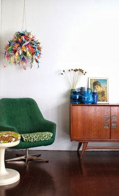 EL JARDIN DE LOS MUFFINS: Blog de Decoración, Vintage y Tendencias: Y las Reglas para Decorar un Aparador Vintage son...