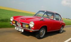 BMW 1600 GT (1967-1968)
