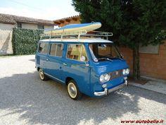 Fiat 850 familiare anni 70