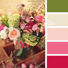Цвета вдохновения для свадьбы Wedding colors inspiration Color combination, color pallets, color palettes, color scheme, color inspiration. Sonya Khegay