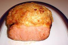Kasseler mit Senf - Käse - Kruste