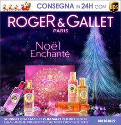 ✿ Lasciatevi trasportare da un Natale incantato con Roger & Gallet! https://www.amicafarmacia.com/regali/where/manufacturer/roger---and--gallet.html