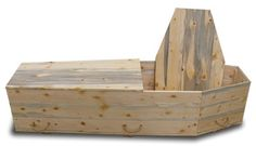 pattern for a wooden coffin Cremation Urns, Some Ideas, Casket, Coffin, Funeral, Halloween, Business, Natural, Green
