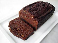 :pastry studio: Chocolate Date Nut Cake