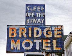 Photograph of Bridge Motel, Seattle, WA