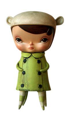 Elizabeth Green by Kathie Olivas
