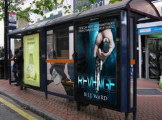 Revenge by Bill Ward. A fast paced thriller available at Look 4 Books www.look4books.co.uk