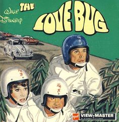 Disney viewmaster The Love Bug