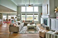 Great Room | Edge Homes
