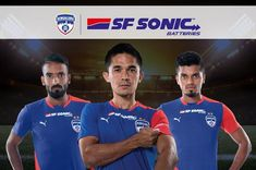 SF Sonic Batteries Bets Big on Indian Football, Renews Bengaluru FC Tie-up to Boost Brand Power Brand Power, Tied Up, Ufc, Football, Indian, Sports, Soccer, Hs Sports, Futbol