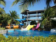 Blackmountein waterpark #hauhin#internlife