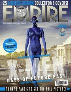 Jennifer Lawrence, Michael Fassbender and more 'X-Men' Stars Take Over Empire Cover (Photos) - Page 14 of 31
