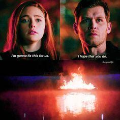 Hayley's death is not Hope's fault or Elijah's it's all Greta's - - - - #tvd #theoriginals #klausmikaelson #hopemikaelson #josephmorgan…