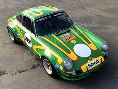 1972 Porsche 911 ST Kremer – Autokennel