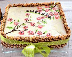 Olivciowe Pasje z Natury: WIELKANOCNY MAZUREK Polish Desserts, Polish Recipes, Polish Food, Easter Recipes, Holiday Recipes, Easter Food, Polish Holidays, Polish Easter, Healthy Dishes