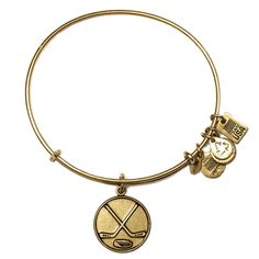 Get mom a bracelet to represent her love for hockey this Mother's Day.