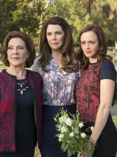 Gilmore Girls Fans Are Buzzing About This New Poster+#refinery29