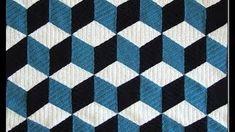 Tutorial Manta Diamond Crochet o Ganchillo - Pakfiles.com