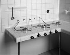 """""""Tile Kitchen"""" by Droog 2001, tiles by Dtile."""
