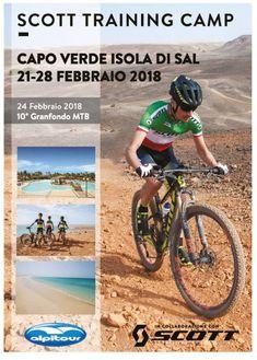 Ritorna il 24 febbraio la Granfondo MTB Capo Verde Isola di Sal