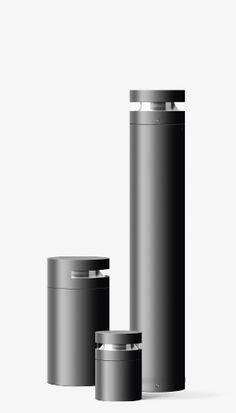 BEGA LED system bollards