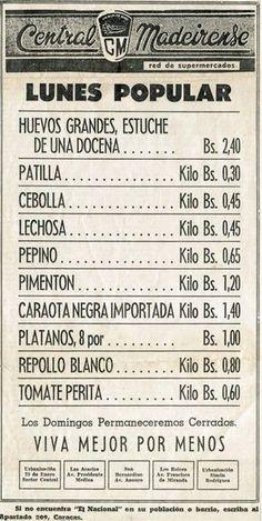 RETRO PUBLICIDAD DE CENTRAL MADEIRENSE AÑOS 50