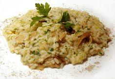 Receitas Supreme – Receita de risoto de Champignon