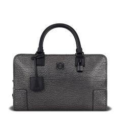 Loewe - amazona bag gunmetal - Women's bags