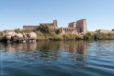 Philae Temple, the island of Philae has much to offer with not just the Temple of Isis For more information please visit this page http://www.travel2egypt.org/tours/western-desert/mysterious-oases-and-nile-cruise-8422_84/