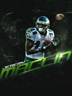 Jeremy Maclin by Shahar S., via Behance