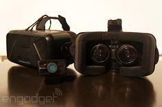 The new Oculus Rift