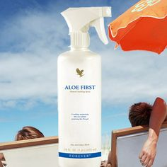 Aloe First...