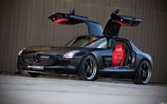 Mercedes Benz Kicherer SLS