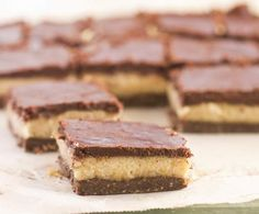 Recipe Raw Caramel Slice by angstafford - Recipe of category Desserts & sweets