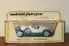 Matchbox Cars Models of Yesteryear Y-14 1931 by VintageTerrace