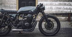 Clockwork Honda CB750