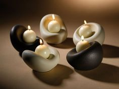 Photo Floating Candles, Pillar Candles, Easy Polymer Clay, Dream House Interior, Works With Alexa, Beautiful Kitchens, Decor Interior Design, Ceramic Pottery, Scented Candles