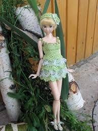 Resultado de imagem para crochet for barbie dolls