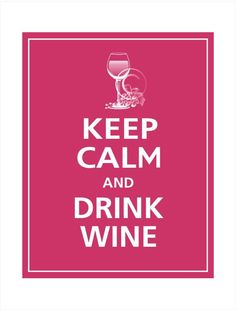 yes... i can wear my t-shirt and drink wine.... i WILL be having that t-shirt made...