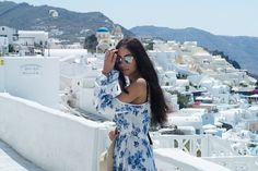 Oia Oia is the most picturesque town in Santorini that extends for almost 2...