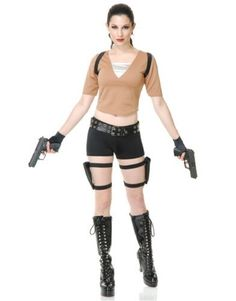 Tomb Raider Lara Croft Adult Costume by Charades Take for me to see Tomb Raider Lara Croft Adult Costume Review You can obtain any products and Tomb Raider Lara Croft Adult Costume at the Best Price Online with Secure Transaction . We include the only website that give Tomb Raider Lara Croft Adult Costume with …