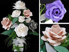 Moule pour thermoformage : thikas rose jumbo  Réalisez des bouquets ou des compositions florales plus vraies que nature en utilisant les moules pour thermoformage de fleurs. Ici c'est rose ''jumbo'' que je vous propose de découvrir. Elle peut être associée à des roses médiana et tendencia (plus petites)