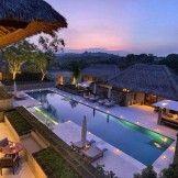Amanusa Luxury Resort, Bali, Indonesia