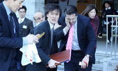 Corée du Nord: Ouverture d'une enquête suite à l'agression de l'ambassadeur américain - 07/03/2015 - http://www.camerpost.com/coree-du-nord-ouverture-dune-enquete-suite-a-lagression-de-lambassadeur-americain-mark-lippert-07032015/?utm_source=PN&utm_medium=CAMER+POST&utm_campaign=SNAP%2Bfrom%2BCamer+Post