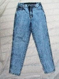 80's Jordache acid washed jeans