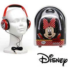 Minnie Mouse Earphones