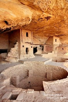 Balcony House, Ancient America » Indian Ruins
