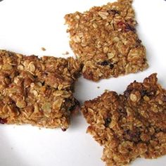"Playgroup Granola Bars | ""Awesome recipe! We will never eat store ..."