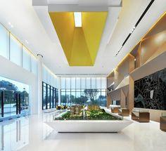 Galería de Centro de Ventas Heaven Realm Garden / C&C Design Co - 9