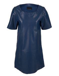 Cynthia Rowley - Leather Chemise - Dresses